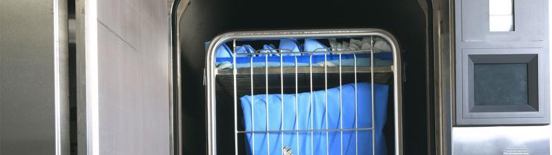 Aplicação Hospitalar – Esterilização H2O2