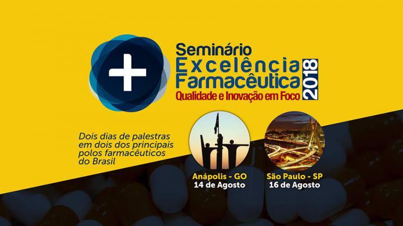 Seminário Excelência Farmacêutica 2018