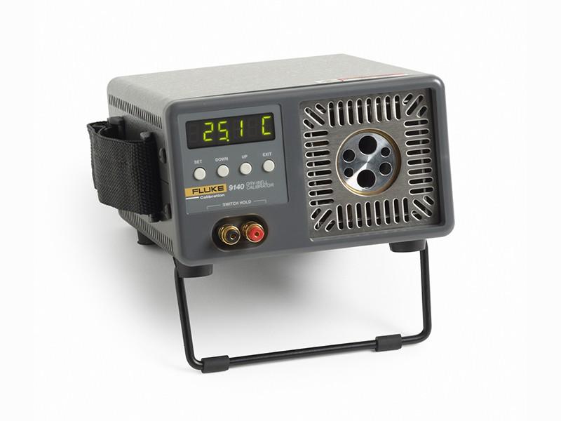 Calibrador de temperatura bloco seco