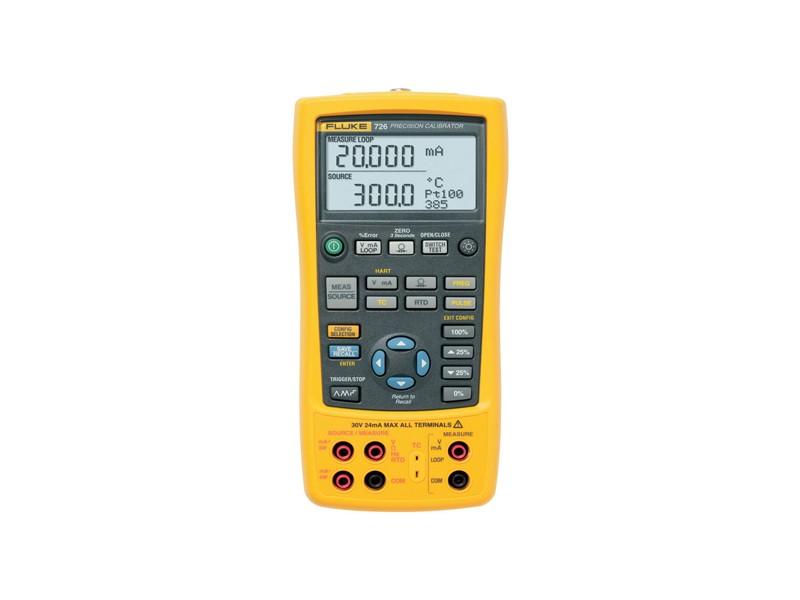 Calibrador de temperatura rtd