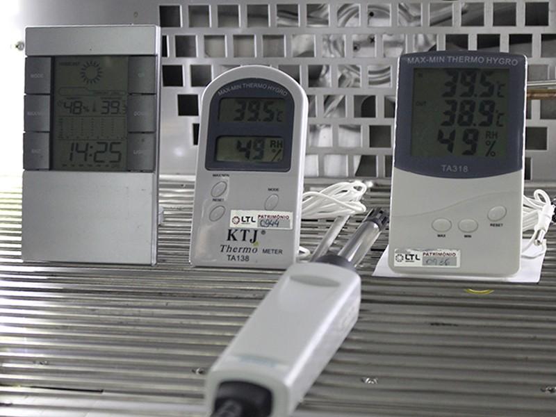 Empresas de calibração de equipamentos