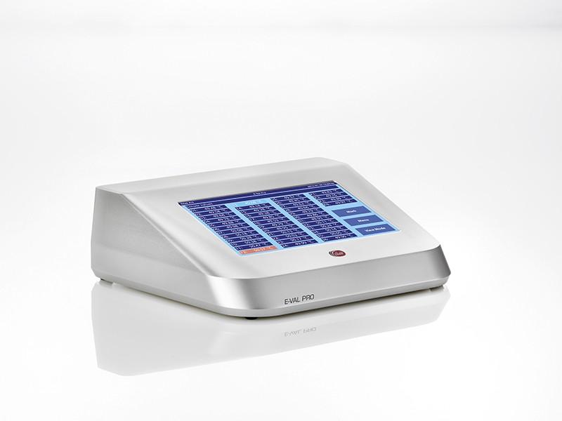 Sistema de aquisição de dados de temperatura