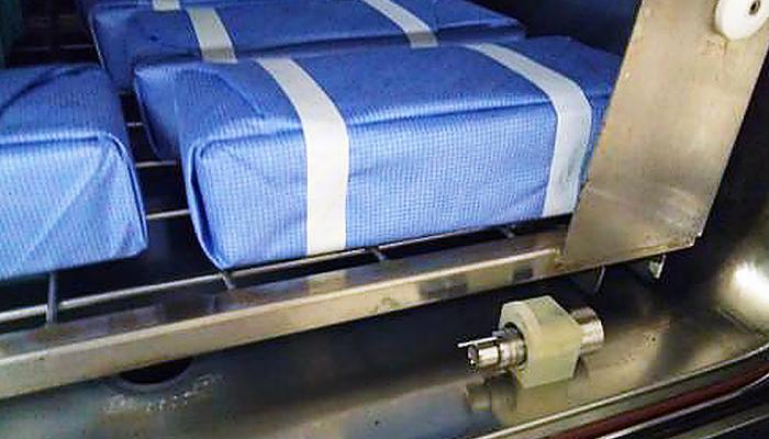 Controle de processos de esterilização e termodesinfecção