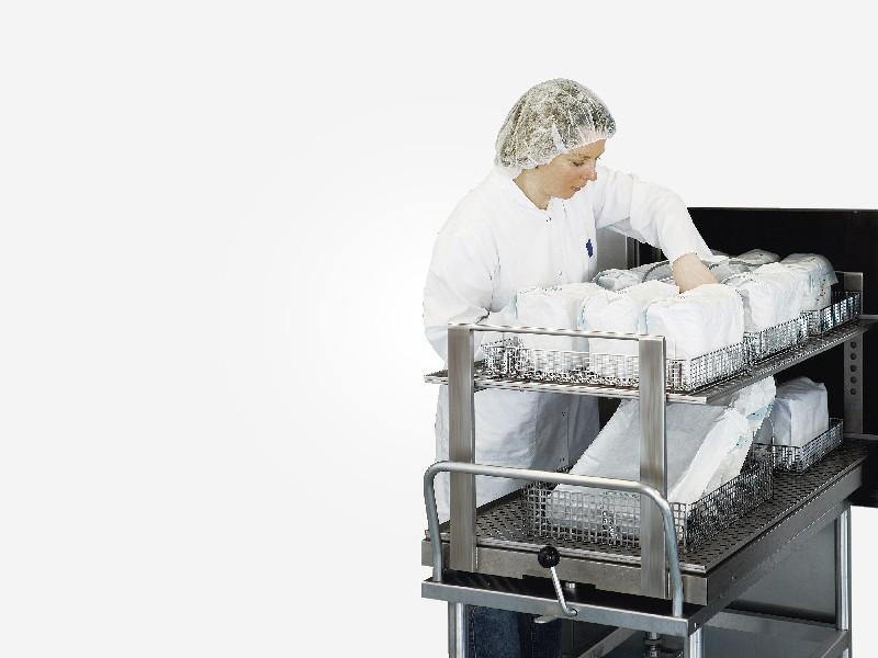 Validação de equipamentos de esterilização