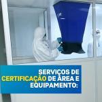 Certificação de equipamentos industriais