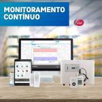 Monitoramento de temperatura em tempo real