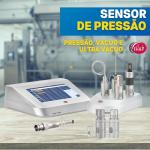 Sensor de pressão diferencial para agua