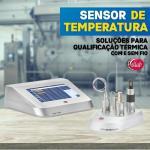 Sensor de temperatura via rede