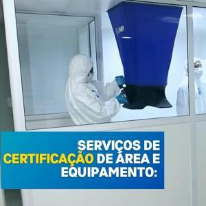 Certificação de equipamentos de segurança