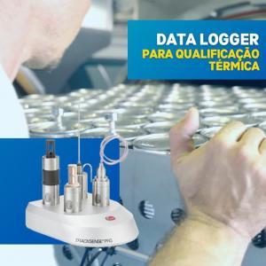 Data logger temperatura