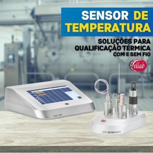 Equipamento de medir temperatura
