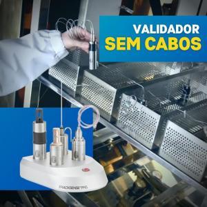 Instrumentos de medição calibrados