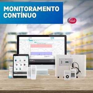 Monitoramento de temperatura via internet