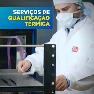 Qualificação de equipamentos de laboratório