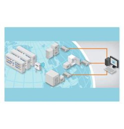 CMS - Sistema de Monitoramento Contínuo