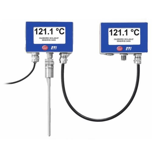 ETI (Ellab Temperature Indicator)
